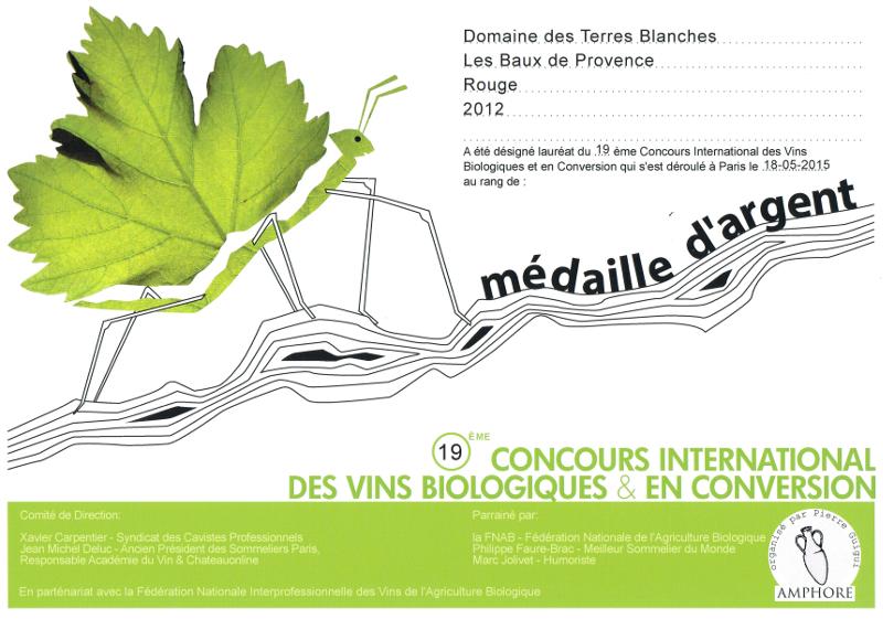 medaille-argent-concours-international-vins-bio-rouge-2012